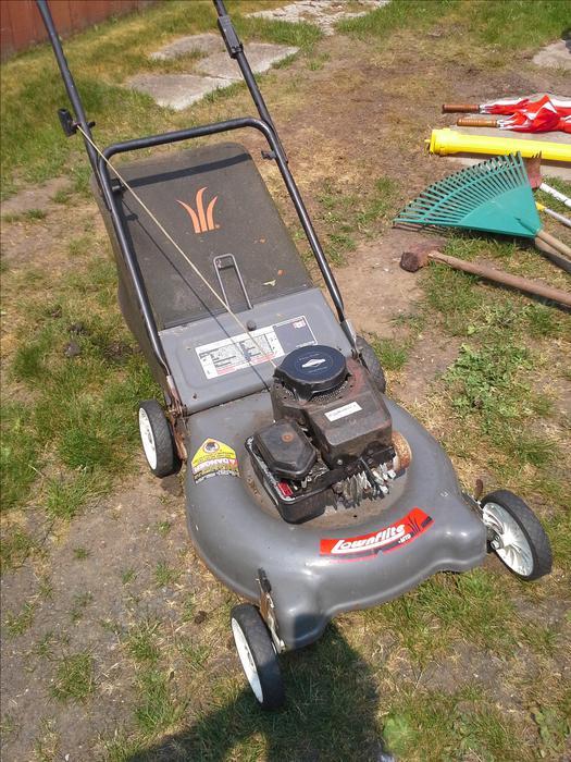 Gas Lawn Mower Briggs And Stratton South Nanaimo Nanaimo