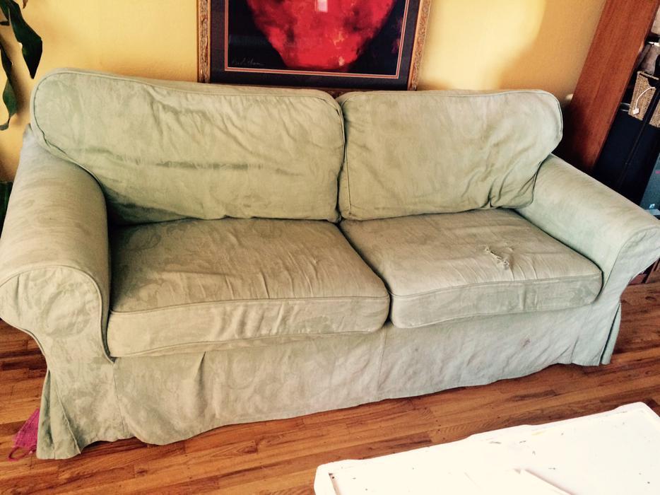 couch sofa hide a bed oak bay victoria mobile. Black Bedroom Furniture Sets. Home Design Ideas