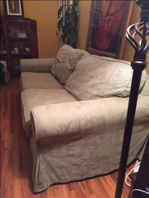 Couch sofa hide a bed oak bay victoria mobile for Sofa bed victoria bc