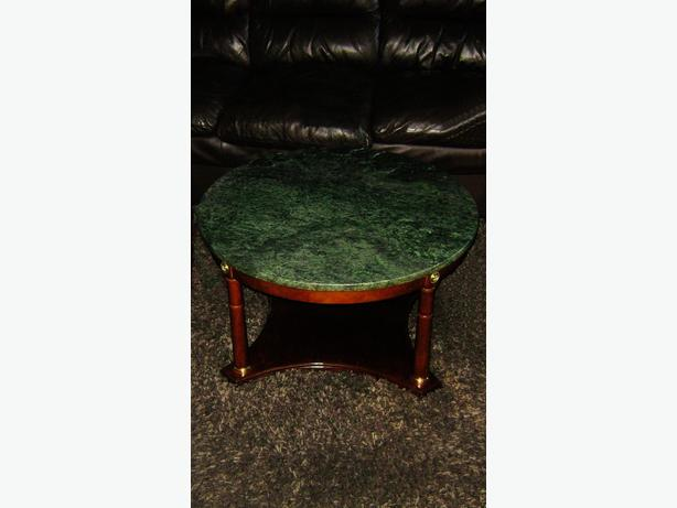 One Lonely Real Marble Coffee Table Needs New Home 190 Obo Central Ottawa Inside Greenbelt