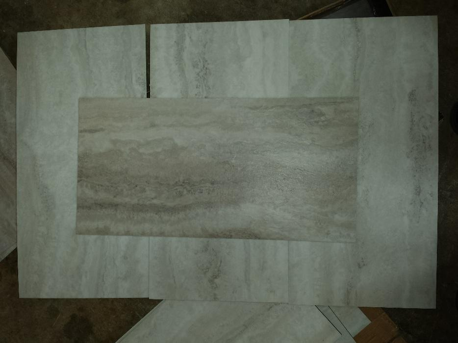Free luxury vinyl tile glue down saanich victoria mobile for Who makes downs luxury vinyl tile