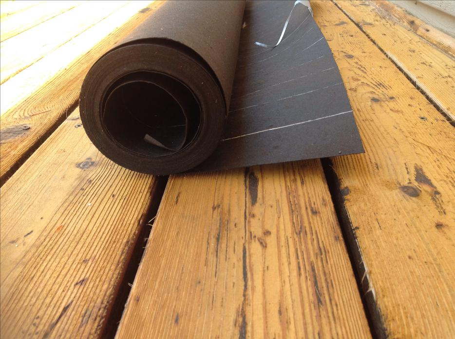 Free Roll Of Roofing Felt West Shore Langford Colwood