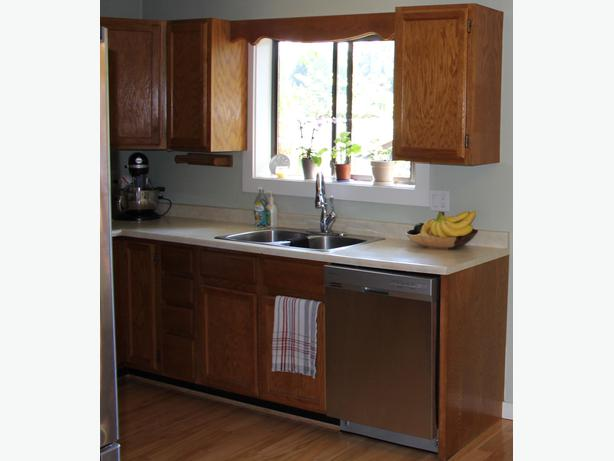 Kitchen cabinets qualicum nanaimo for Kitchen cabinets nanaimo