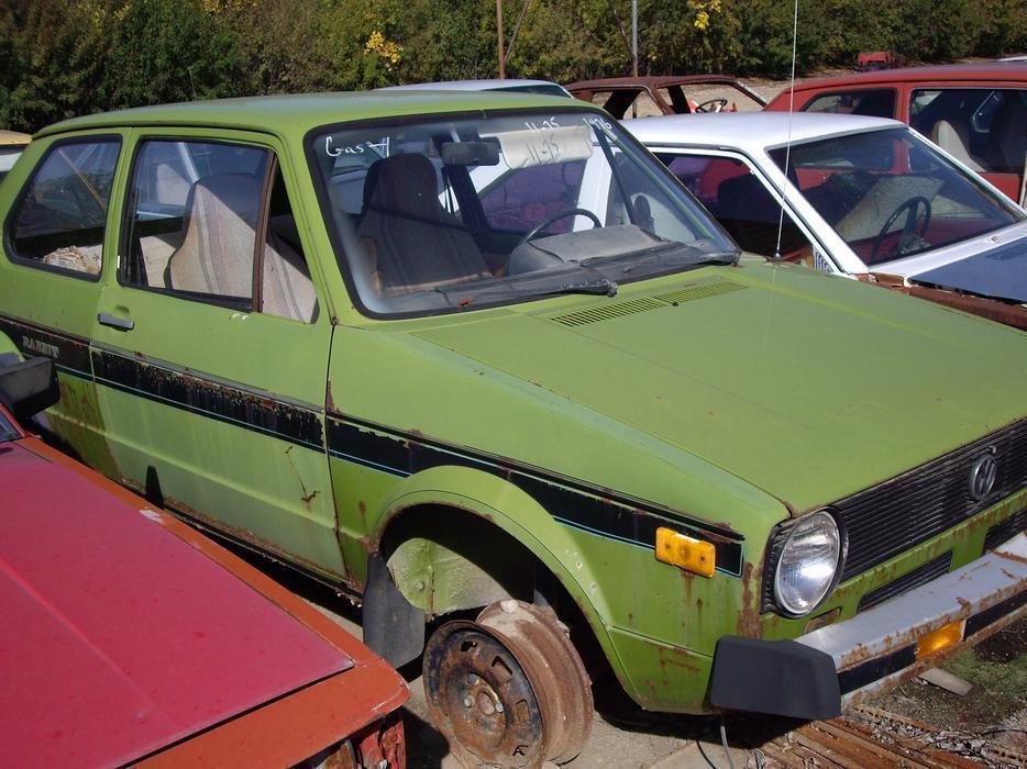 1976 Volkswagen Rabbit Rural Regina Regina