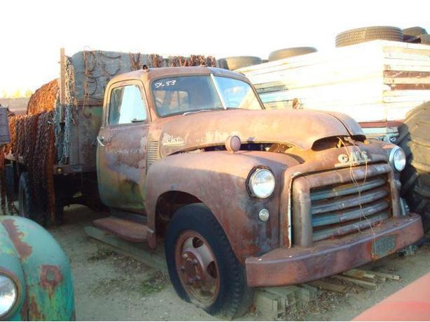 1951-53 GMC HEAVY DUTY 3 TON