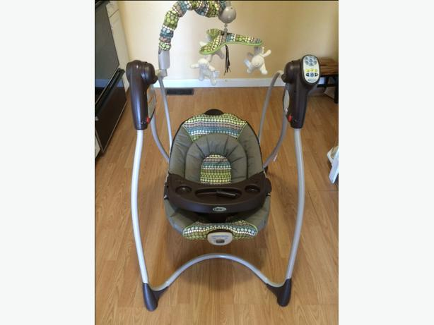 Graco Vibrating Swing 28 Images Graco Glider Baby