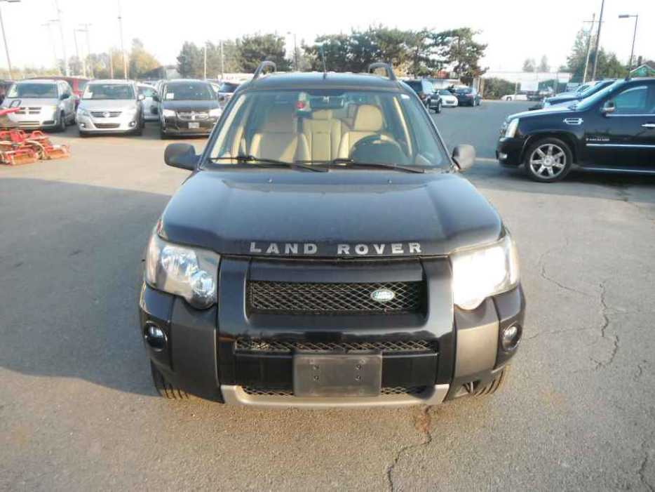 2004 land rover freelander se outside nanaimo parksville. Black Bedroom Furniture Sets. Home Design Ideas