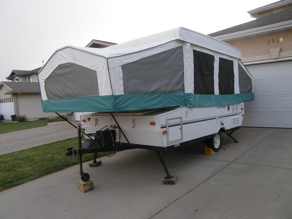 2004 Rockwood Tent Trailer North Regina Regina Mobile