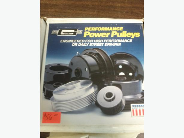 Pulleys Nanaimo : Performance pulley for mustang outside nanaimo
