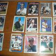 BARRY BONDS CARD COLLLECTION