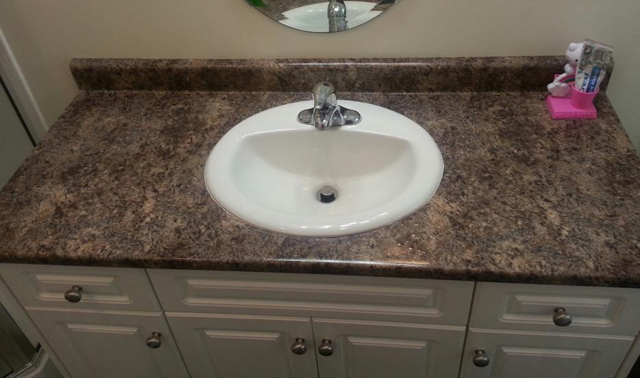 Kitchen And Washroom Countertops Watch Share Print Report