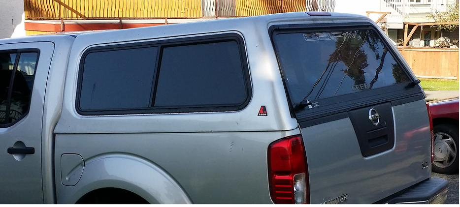 Leer Cap It Canopy Fits 2005 Nissan Frontier And Newer