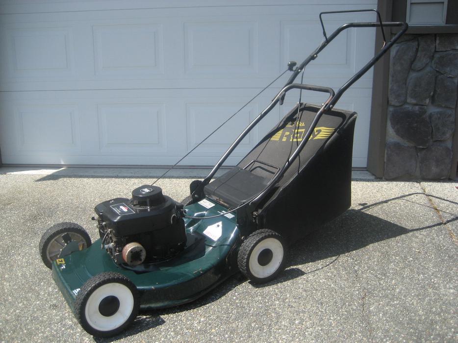 Lawn Mower Weed Wacker Hedge Trimmer Fertilizer
