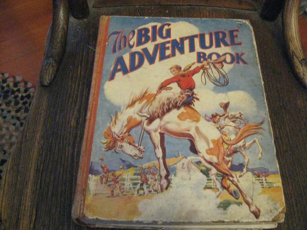 Vintage British story book