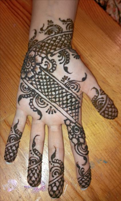 Bridal Mehndi Vancouver : Henna mehndi tattoo for bridal birthday parties events