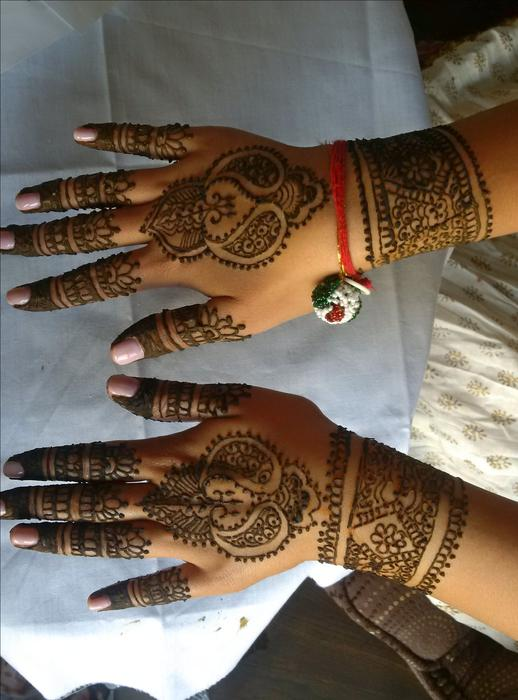 Henna Tattoo Vancouver : Henna mehndi tattoo for bridal birthday parties events