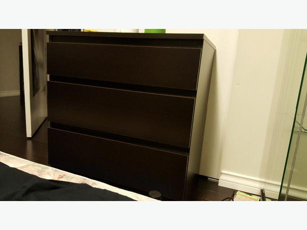 Ikea Kullen Dresser Assembly