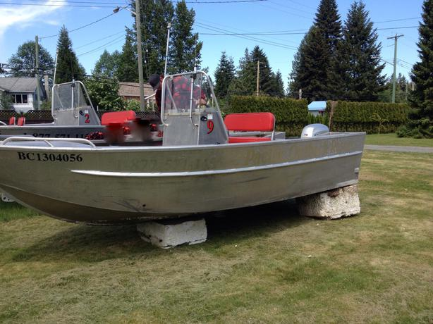 Welded Aluminum Boats For Sale Used