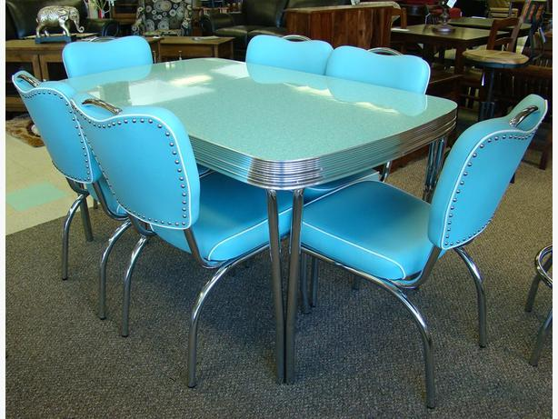 Teal Blue Kitchen Chairs