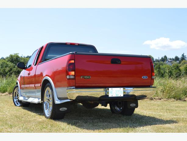 o b o 1997 ford f 150 extended cab saanich victoria mobile. Black Bedroom Furniture Sets. Home Design Ideas