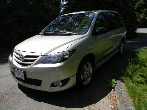 2004 Mazda Mpv Excellent Condition North Nanaimo