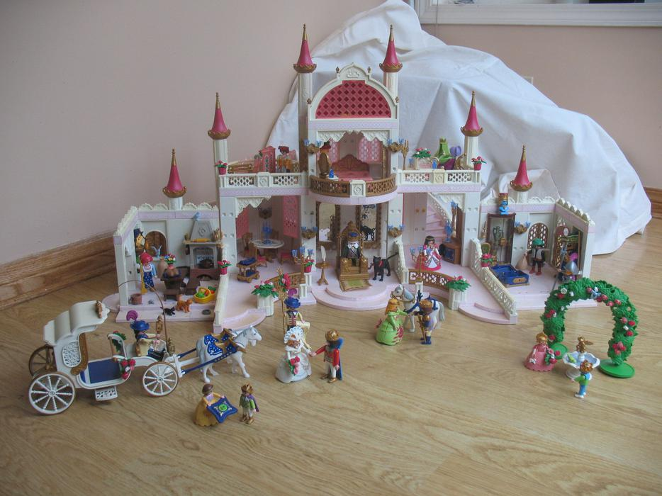 Playmobil Princess Castle Saanich Victoria