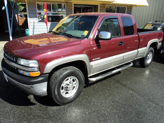 Chevrolet Silverado 2500hd Gatineau >> 2000 Chevrolet Silverado 2500HD Ext Cab 4X4 West Shore: Langford,Colwood,Metchosin,Highlands ...