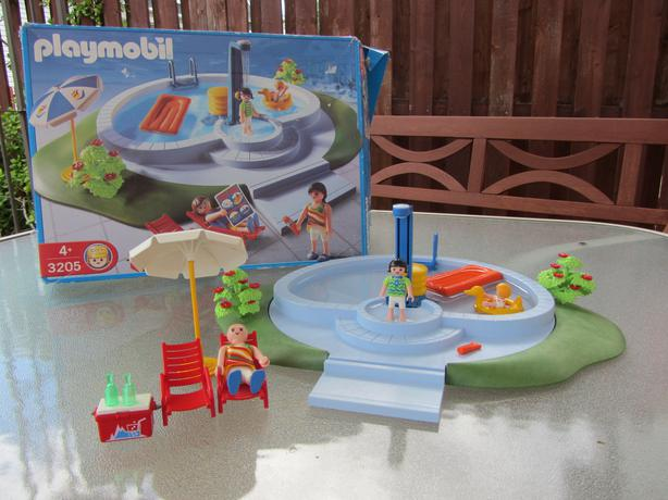 Playmobil 3205 swimming pool nepean ottawa for Piscine playmobil 3205