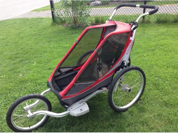 thule chariot cougar 1 for sale nepean ottawa. Black Bedroom Furniture Sets. Home Design Ideas