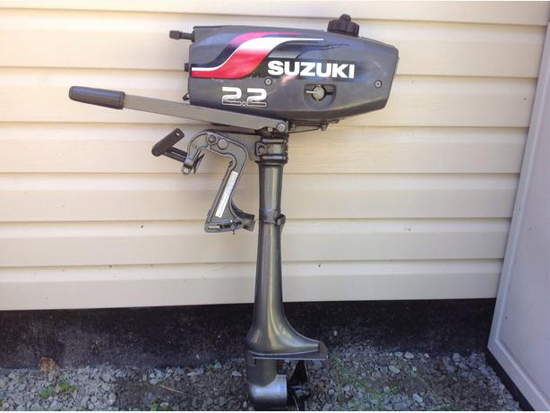 2 2 hp suzuki outboard black creek courtenay comox for 85 hp suzuki outboard motor for sale