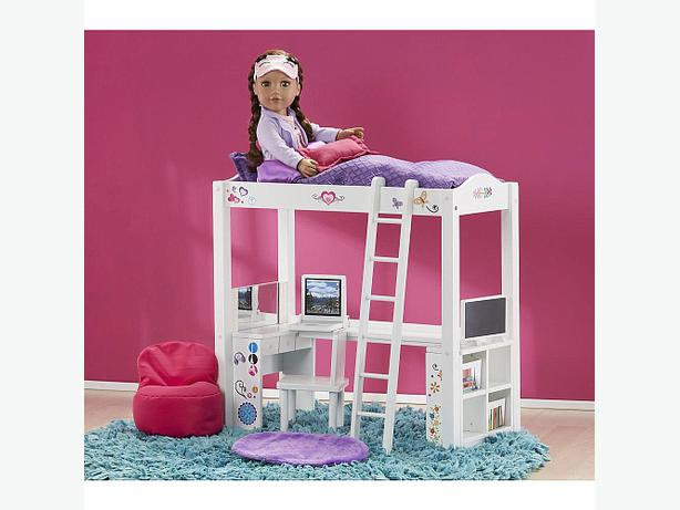 Journey Girls Bedroom Set Doll Not Included North