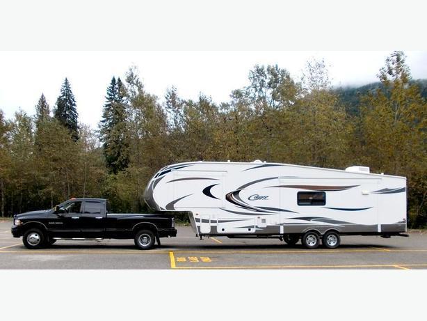 RV trailer deliveries