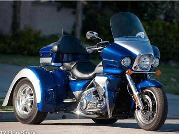 Kawasaki Trike