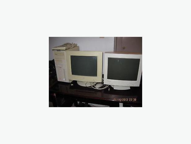 "17"" SVGA CRT Monitors"