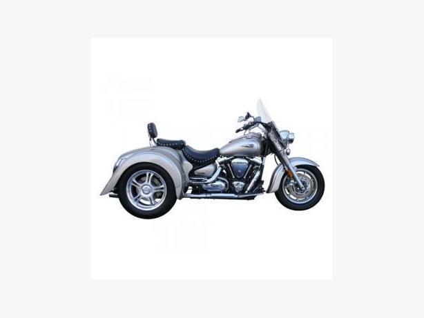 Yamaha Trike Conversion Kits