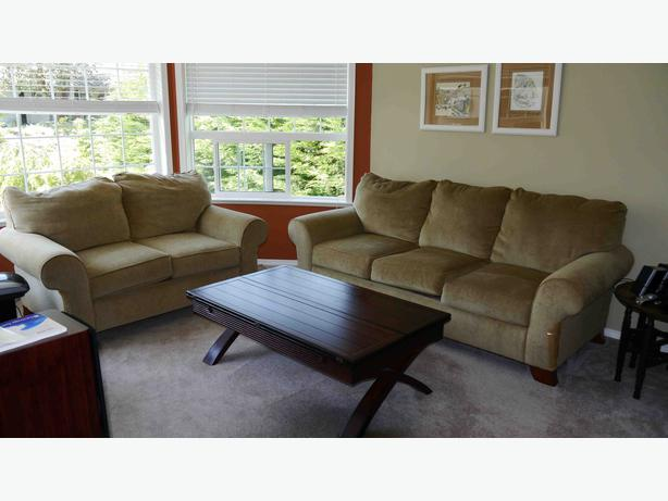 Couch Amp Loveseat Outside Nanaimo Nanaimo Mobile
