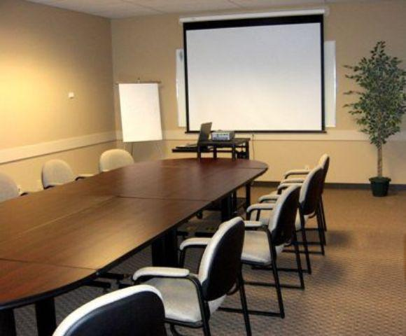 Boardroom Professional Meeting Room For Rent Saanich