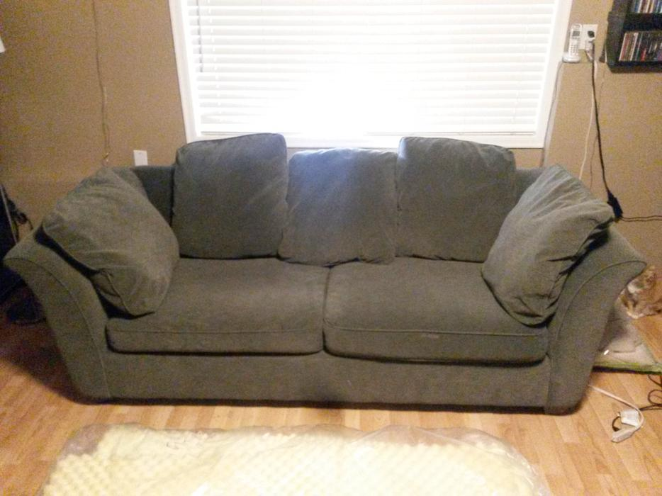 Reduced again sofa bed armchair saanich victoria for Sofa bed victoria bc
