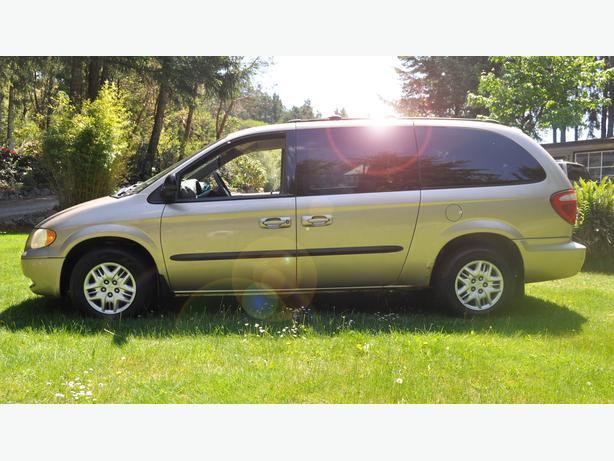 2003 Dodge Grand Caravan Sport Malahat Cowichan
