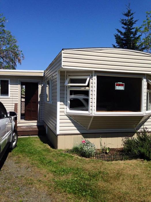 2 Bedroom Trailers For Sale: 2 Bedroom Mobile Home For Sale In Woodburn Trailer Park