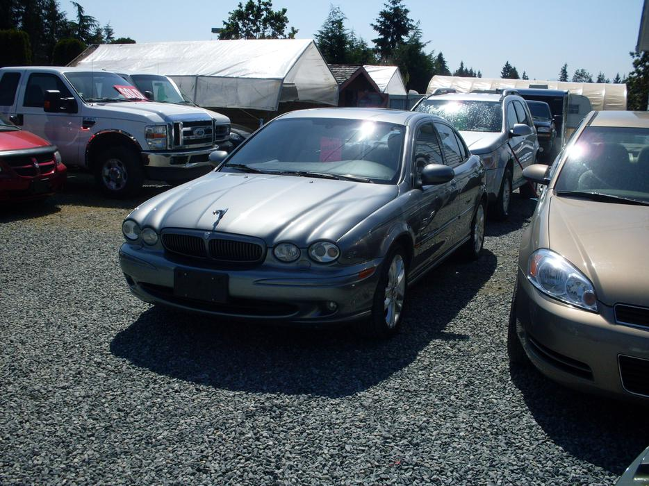 2002 Jaguar X Type Central Nanaimo Nanaimo