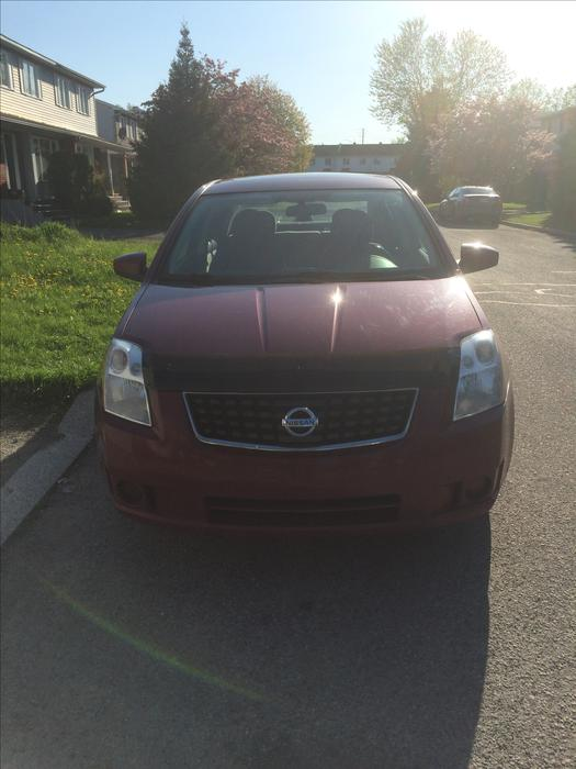 2008 Nissan Sentra Cvt Transmission Price Is Negociable