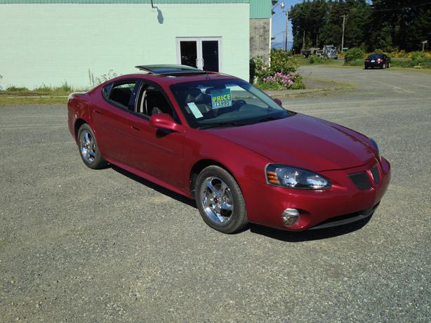 2004 pontiac grand prix gtp 3 8l supercharged 260hp only 27 563kms parksville nanaimo mobile. Black Bedroom Furniture Sets. Home Design Ideas