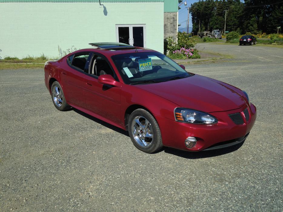 2004 pontiac grand prix gtp 3 8l supercharged 260hp only 27 563kms parksville nanaimo. Black Bedroom Furniture Sets. Home Design Ideas