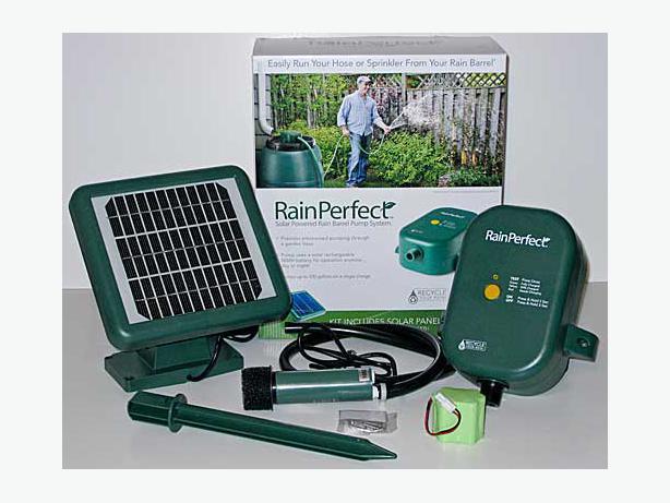 Eco Friendly Solar Powered Pump System Victoria City Victoria