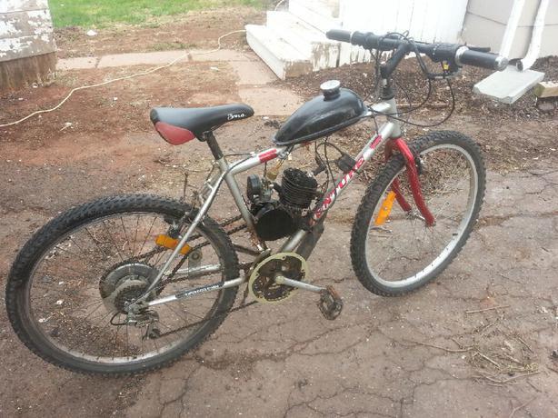 Gas Engine Mountain Bike Summerside Pei Mobile