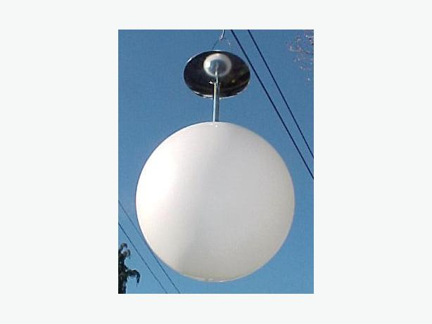 Retro large 12 swedish ball ceiling light fixture for Swedish light fixtures