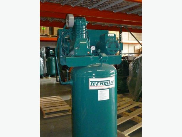TECHQUIP Industrial Line Air Compressors