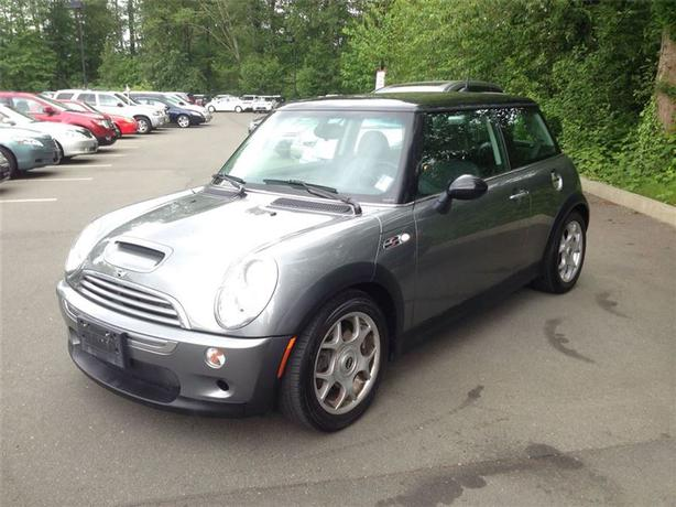 2005 mini cooper hardtop s hatchback courtenay courtenay. Black Bedroom Furniture Sets. Home Design Ideas