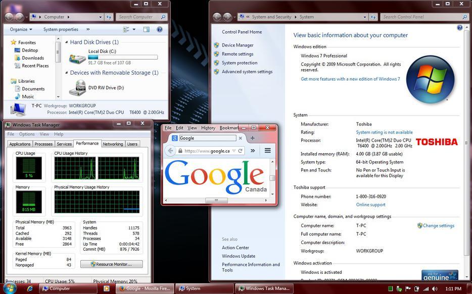 how to set up wifi on toshiba satellite laptop